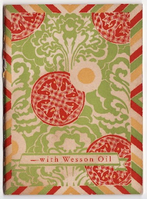 Wesson Oil recipe booklet 1926