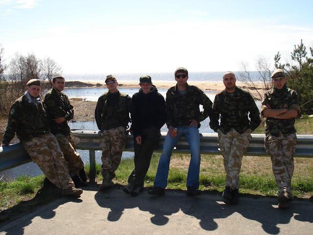 Как мы на Таджикистан ходили. (Latvian Airsoft Season Opening 2011 06-08.05.2011) DSC06499