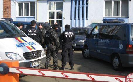 Lista poliţiştilor şi vameşilor arestaţi în dosarul Siret