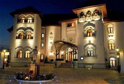 Hotelul Carol Parc devine furnizor oficial al Casei Regale