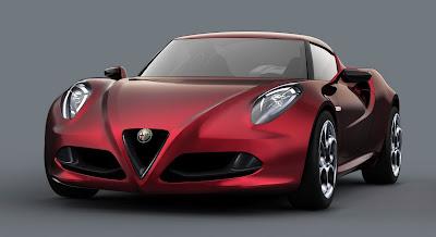 New Alfa Romeo Sports Car Coming To America