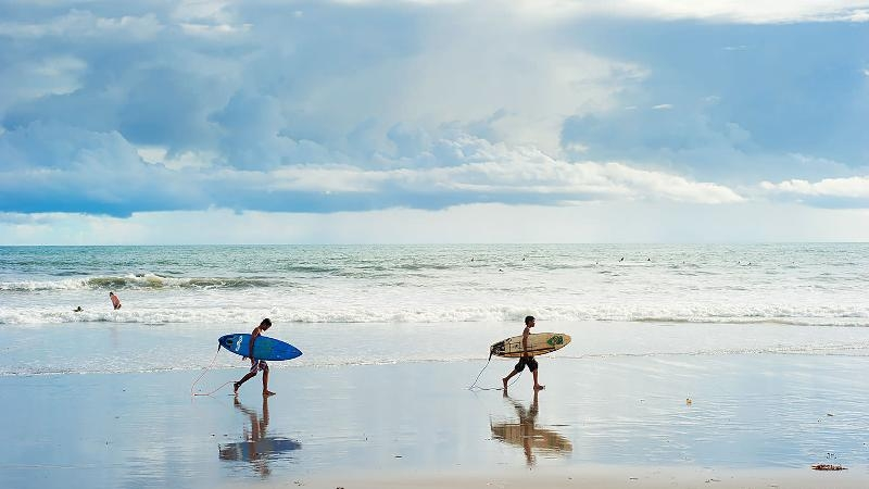 bãi biển Bali 2