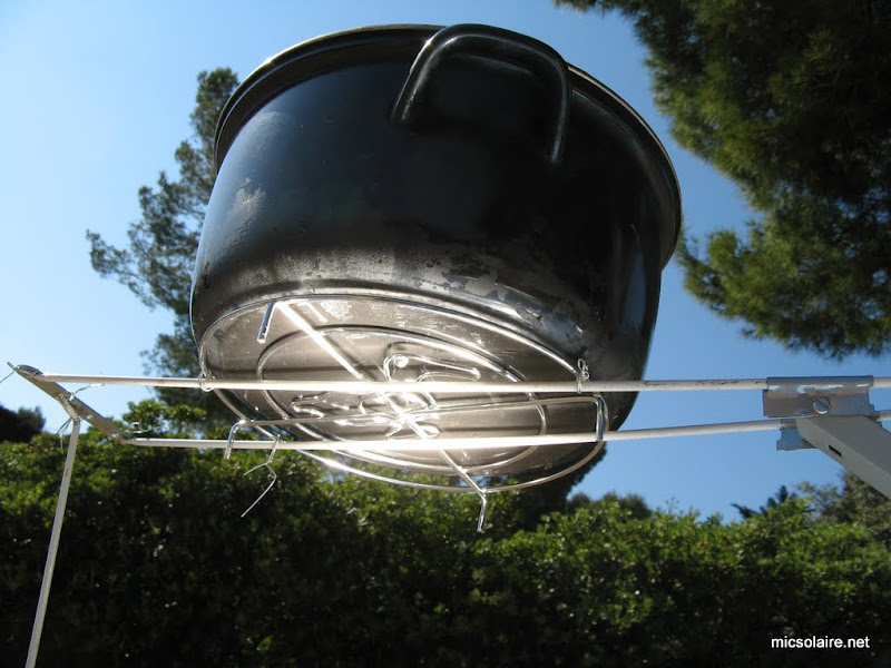 monture reglable pour parabole solaire IMG_1541