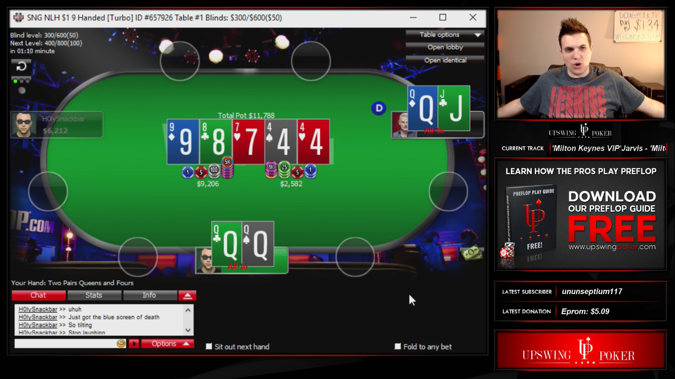 doug polk win