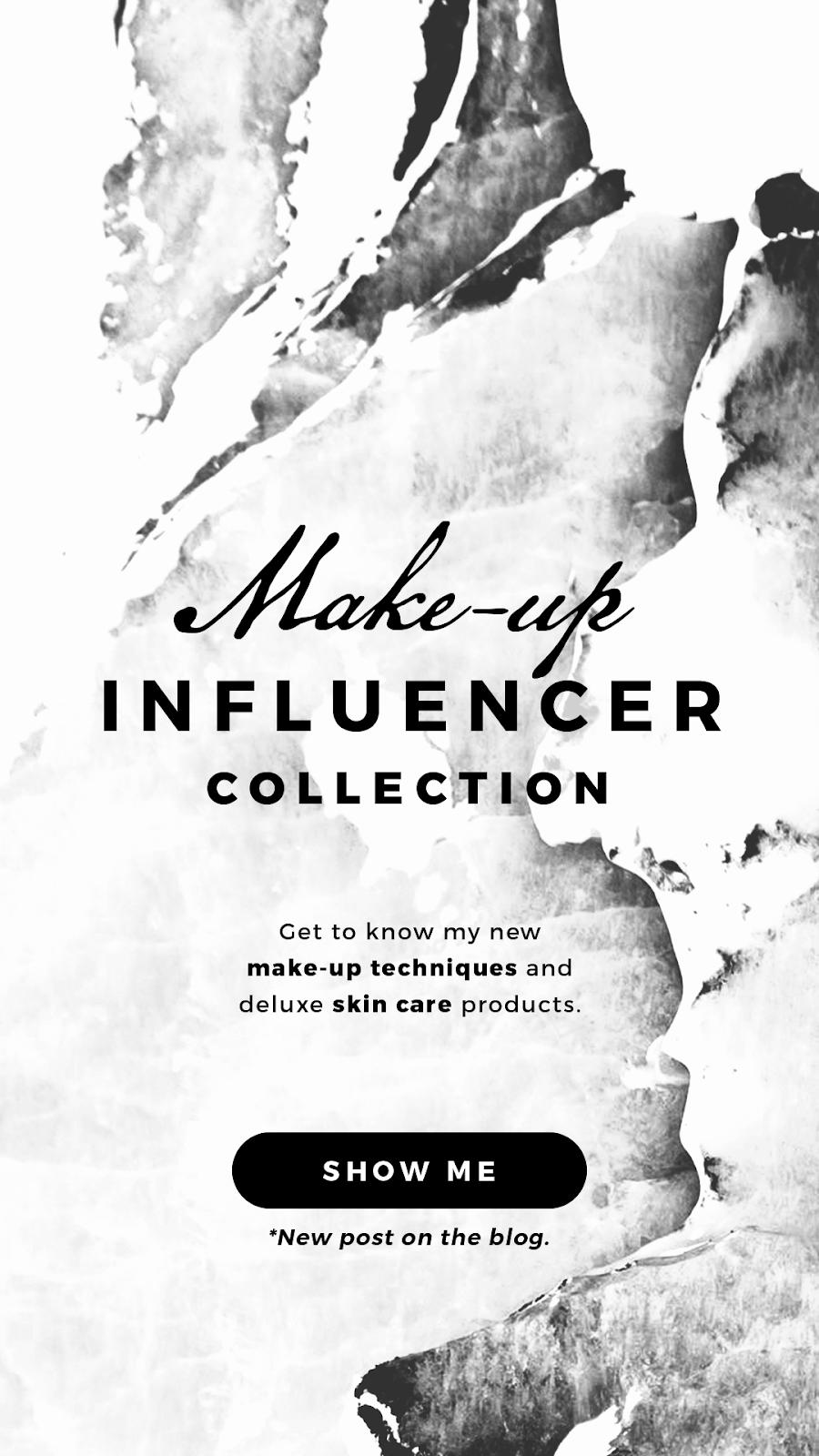 Pixel Buddha Make-up Influencer Instagram Stories Template