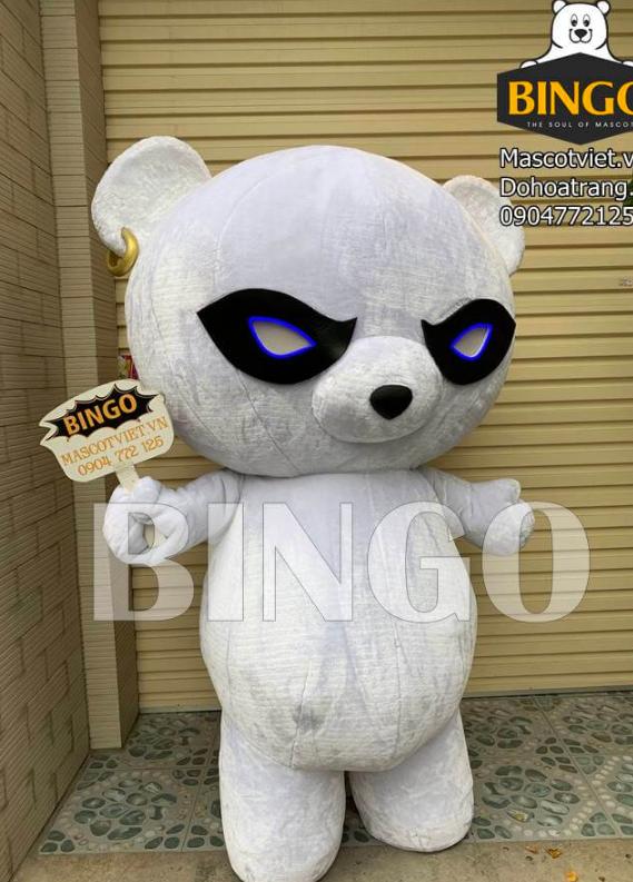 Mascot hơi XingXing