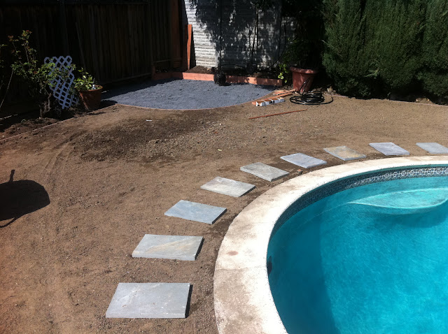 Remove Concrete Deck Around Ig Pool