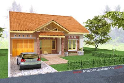 Rumah Tinggal Asri