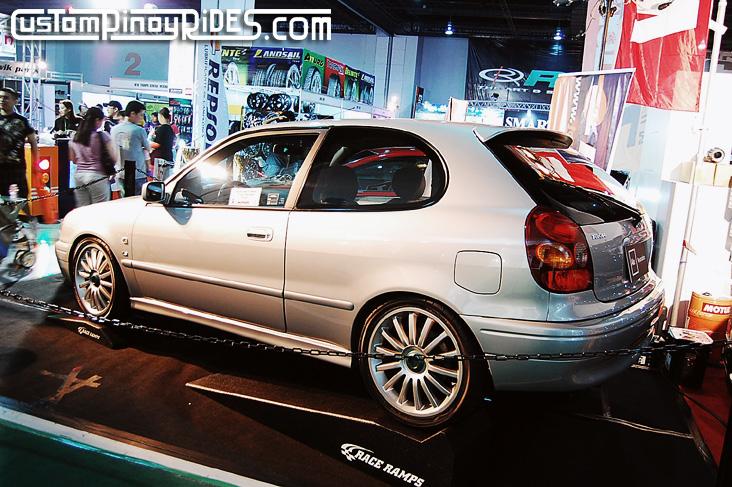 Toyota Corolla Euro II by Alex Car Restoration Custom Pinoy Rides pic