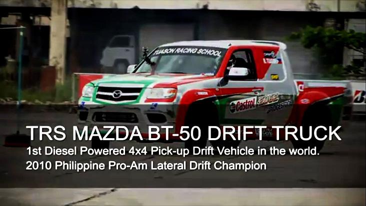 TRS Mazda BT-50 CustomPinoyRides