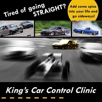 Kings Car Control Clinic