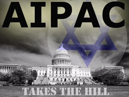 AIPAC Drafted US Aid to Israel Illegal
