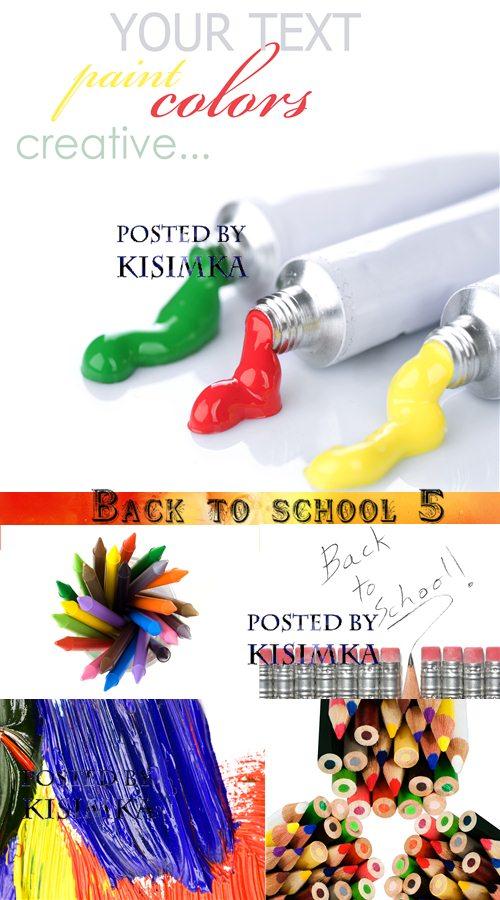 Stock Photo: Back to school 5