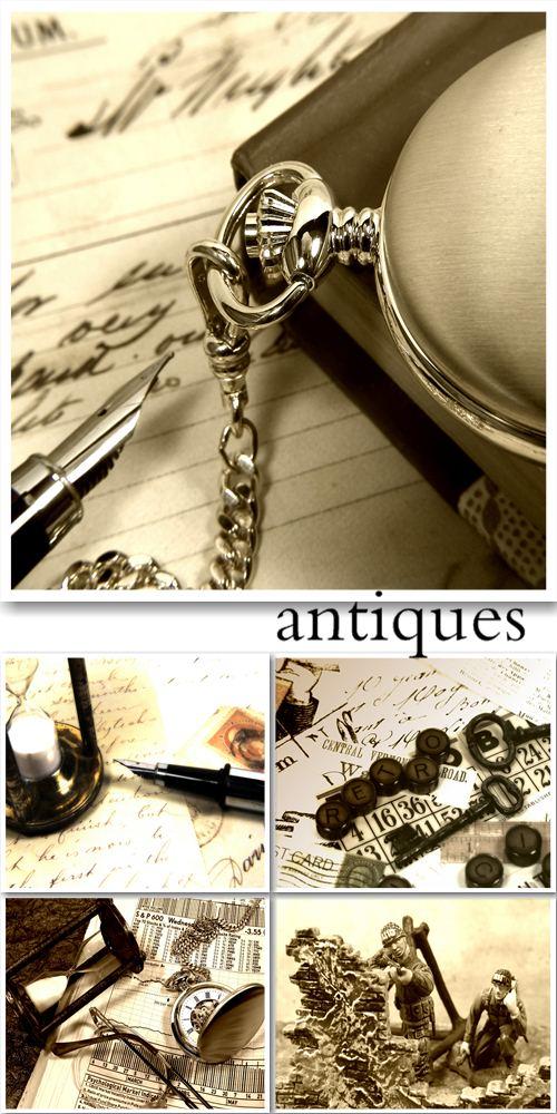 Stock Photo: Antiques