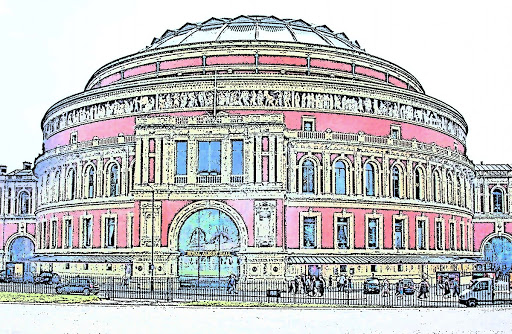 Royal Albert Hall London England United Kingdom Londres Inglaterra