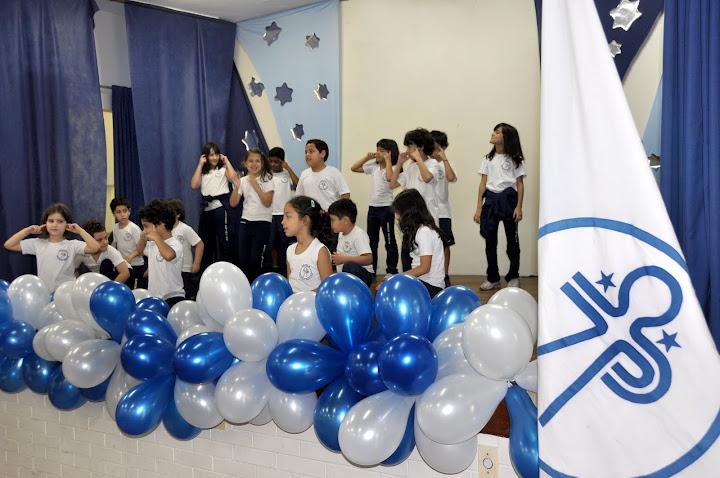 Atividades de comemoração do 44° aniversário da escola – Aniversário da Escola