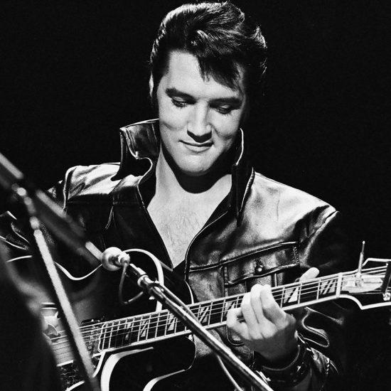 Elvis Presley o Rei do Rock n Roll