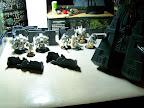 Khador & Cygnar Battle Boxes, LotR terrain & Necron Monolith