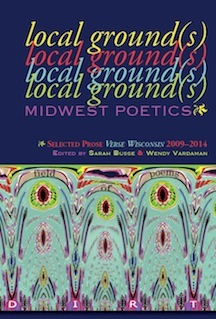 Local Grounds, Midwest Poetics, book cover