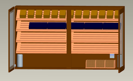 Building my own cabinet humidor   BOTL Brothers of the Leaf® Cigar ...