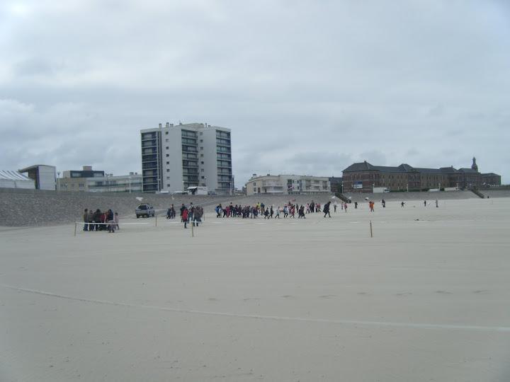 Ecoles sur la plage