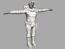 Scout Wireframe