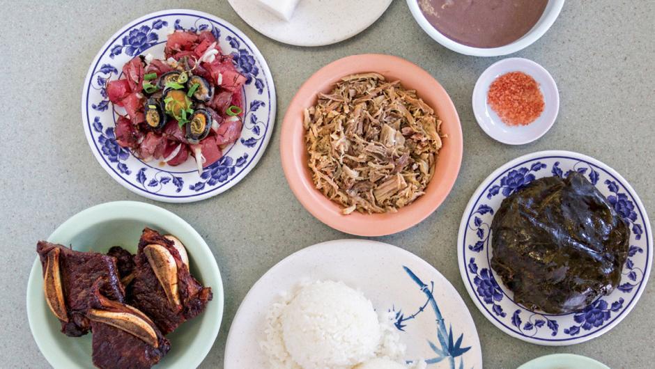 Local Food 101: Hawaii