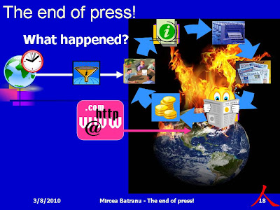 internetul si presa