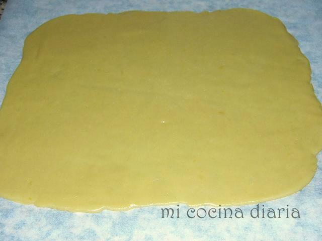 Tarta de miel Fiesta (Торт медовик Праздничный)