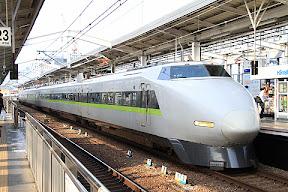 JR西日本 100系「こだま」