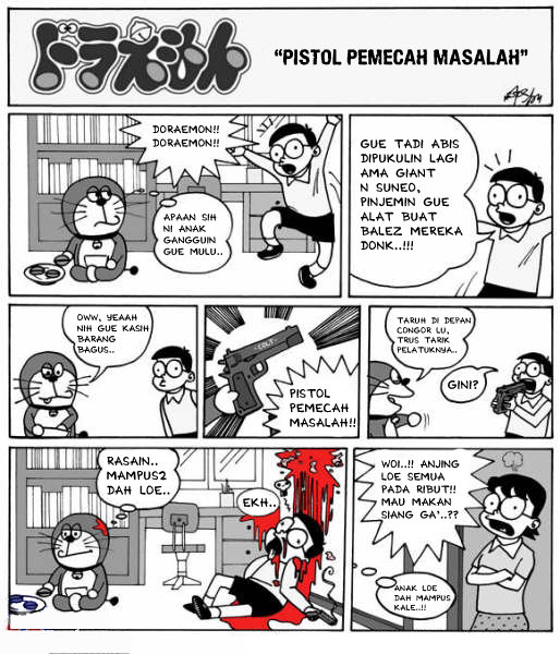 Doraemon-Komik-Strip