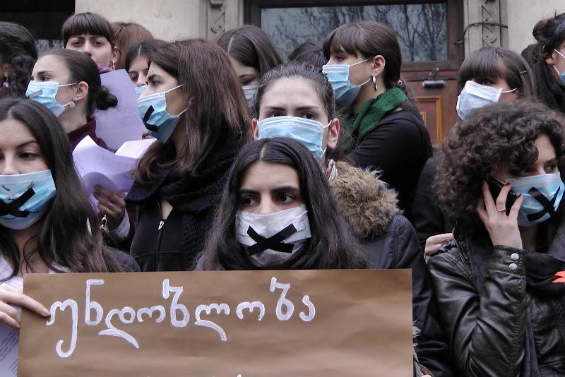 ქართული სტუდენტობა _ არჩევანი ადამიანობასა და საქონლობას შორის