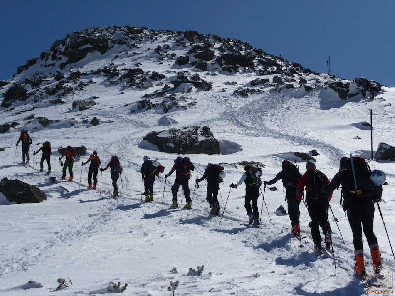 Esquí de Montaña en Bulgaria, 14-20 marzo de 2010    -- EN OBRAS --