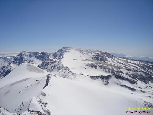 Esquí de Montaña en Sierra Nevada, 15-16 mayo de 2010