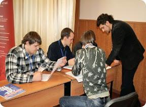фото В Твери прошел 2 этап Федеральной лиги дебатов «Русского репортера»
