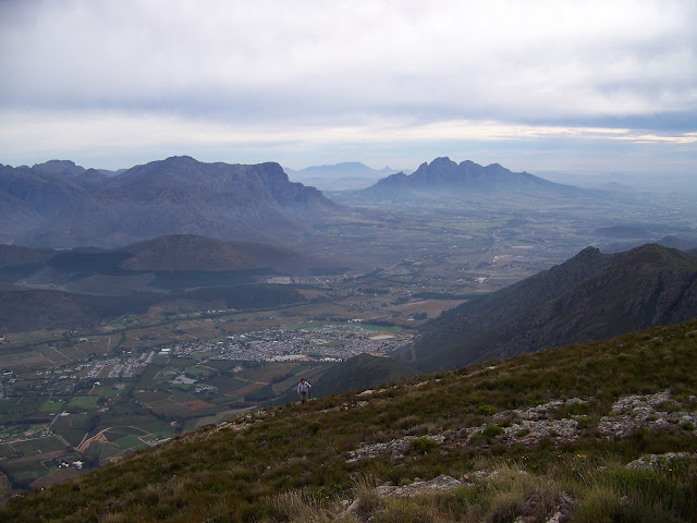 Drakenstein, Table Mountain and Simonsberg