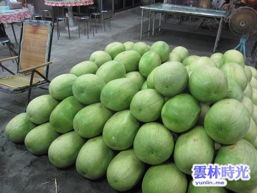 西螺- 老卲滷菜●西螺大橋的西瓜大王許