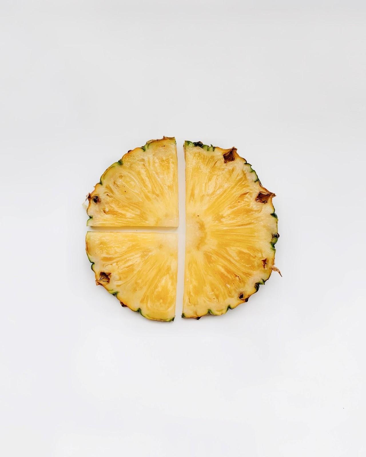 A picture containing fruit, citrus, half  Description automatically generated