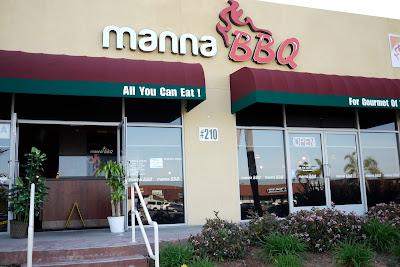 Manna bbq