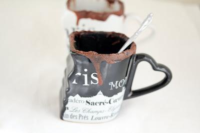 photo of a mug cake