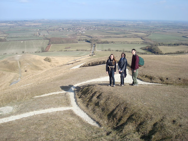 BradyDale's friends at The White Horse, Spring 2010