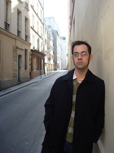 Me in Paris, Spring 2010