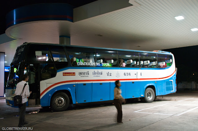 Виза ран из Чианг Мая во Вьентьян