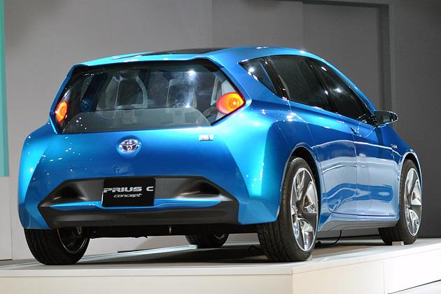 Honda Prius C