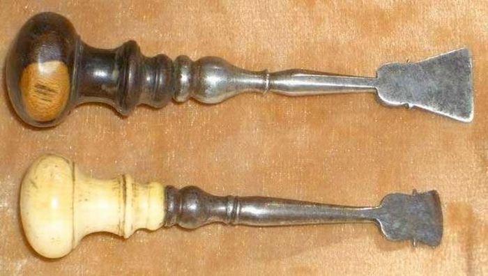Odontologo įrankiai