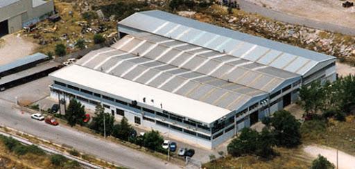 Εργοστάσιο Στεφάνου Α.Ε. , Clivanexport Stefanou S.A. factory