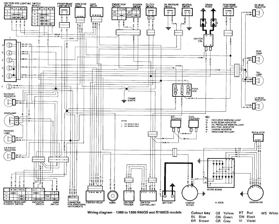 electrickery problem wiring diagram here for 88 to 90gs but not sure what the resolution will be like off this site pm me your email address if you want me to send through as