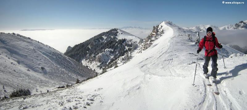 schi in Ciucas