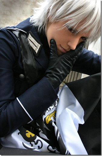 unknown cosplay 90 / hetalia: axis powers cosplay - prussia