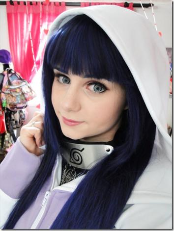 naruto: shippuden cosplay - hyuga hinata by lolytachan